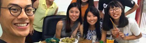 Hi! I am the new intern of HKDCS this summer.